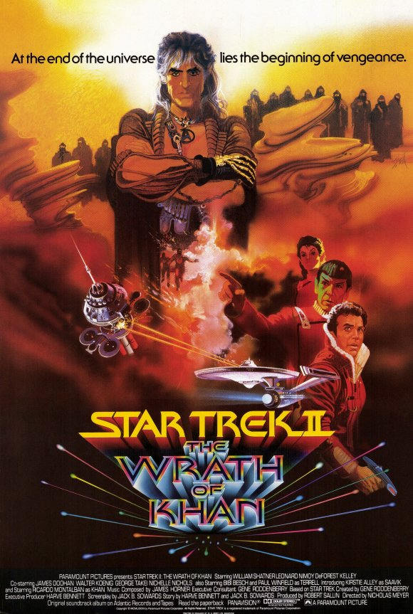 AUDIO: Rare Star Trek II Radio Documentary