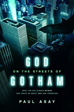 "Episode 21 — ""Interview w/ Paul Asay, Author of God on the Streets of Gotham"""